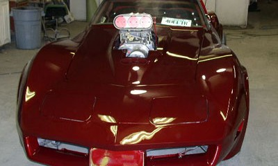 Eagle River Body & Paint of Eagle River knows how to treat your precious muscle car and give it a showroom finish!