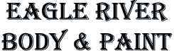 Eagle River Body and Paint Logo